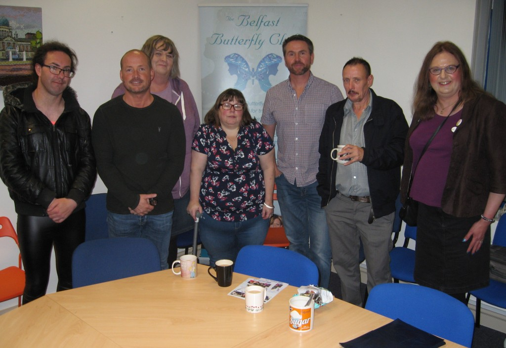 Belfast Butterfly Club - Hate Crime talk