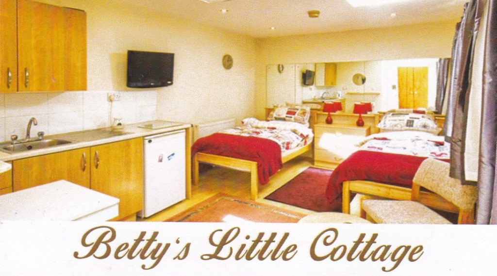 Betty's Little Cottage